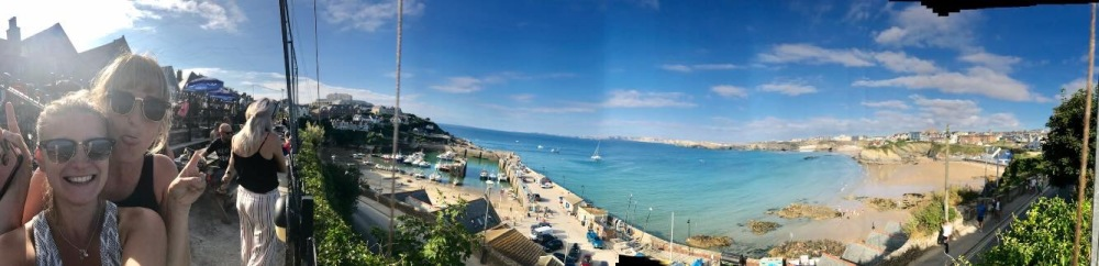 A-z of me - newquay