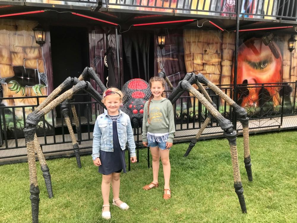 Teignmouth fun fair
