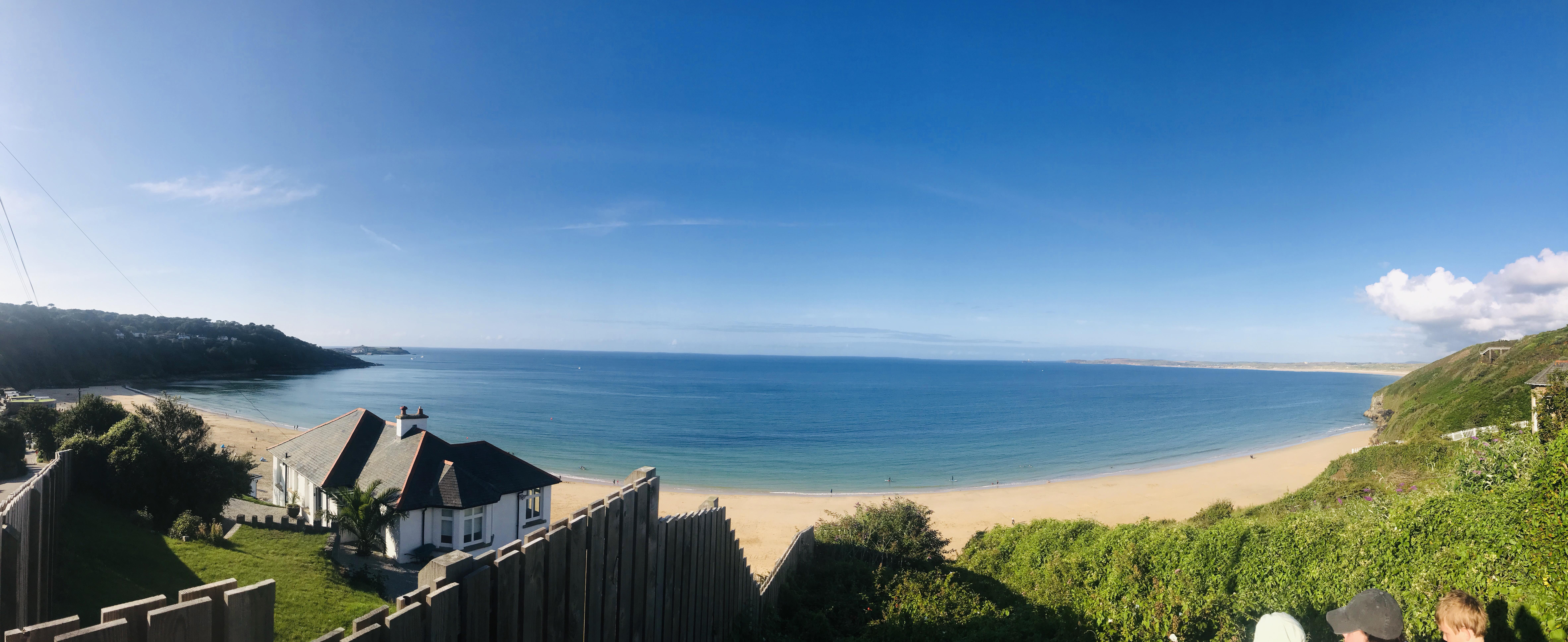 nay nays adventure - Cornish bucket list beaches