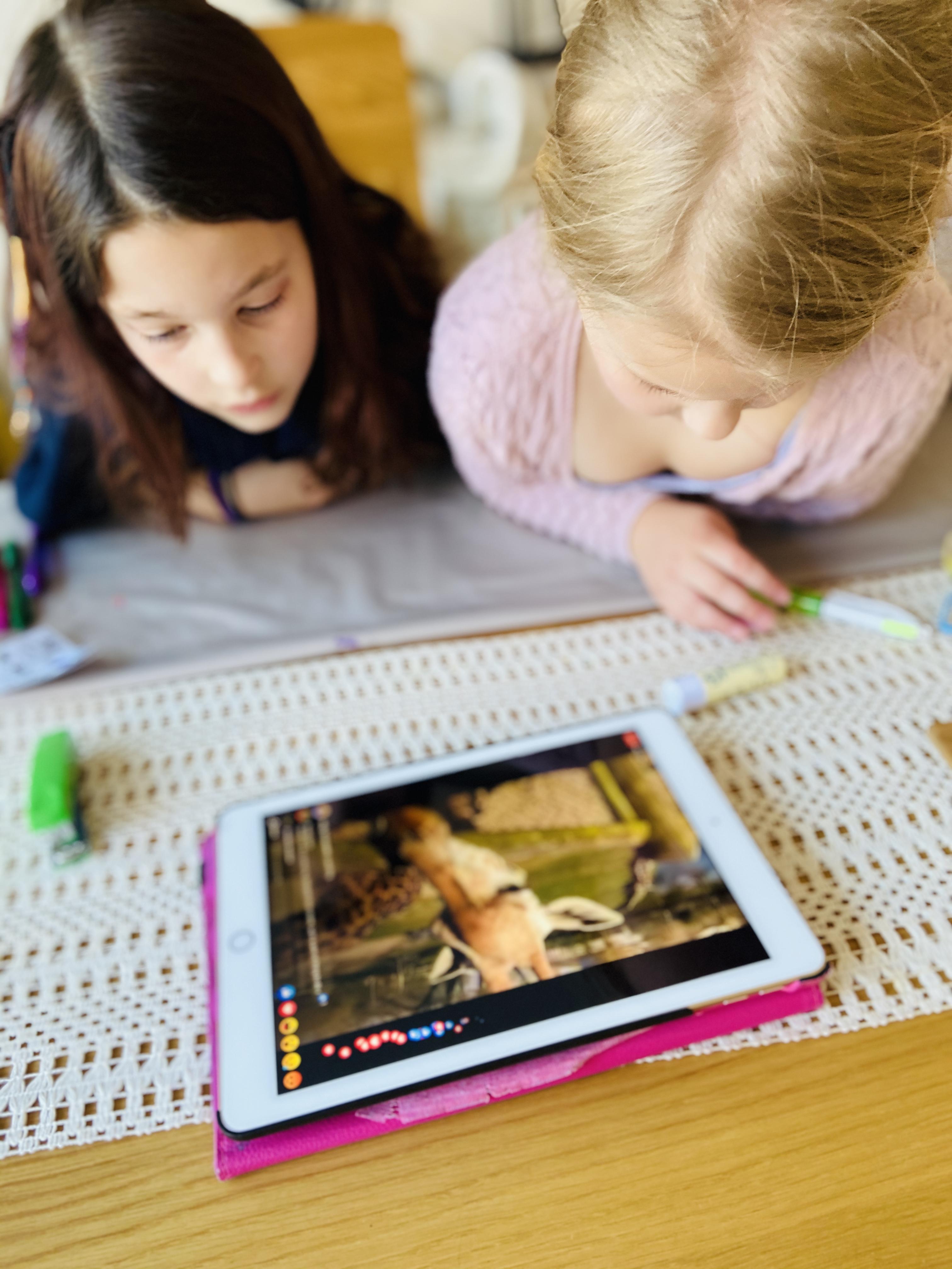 Homeschooling week one - nay nays adventure