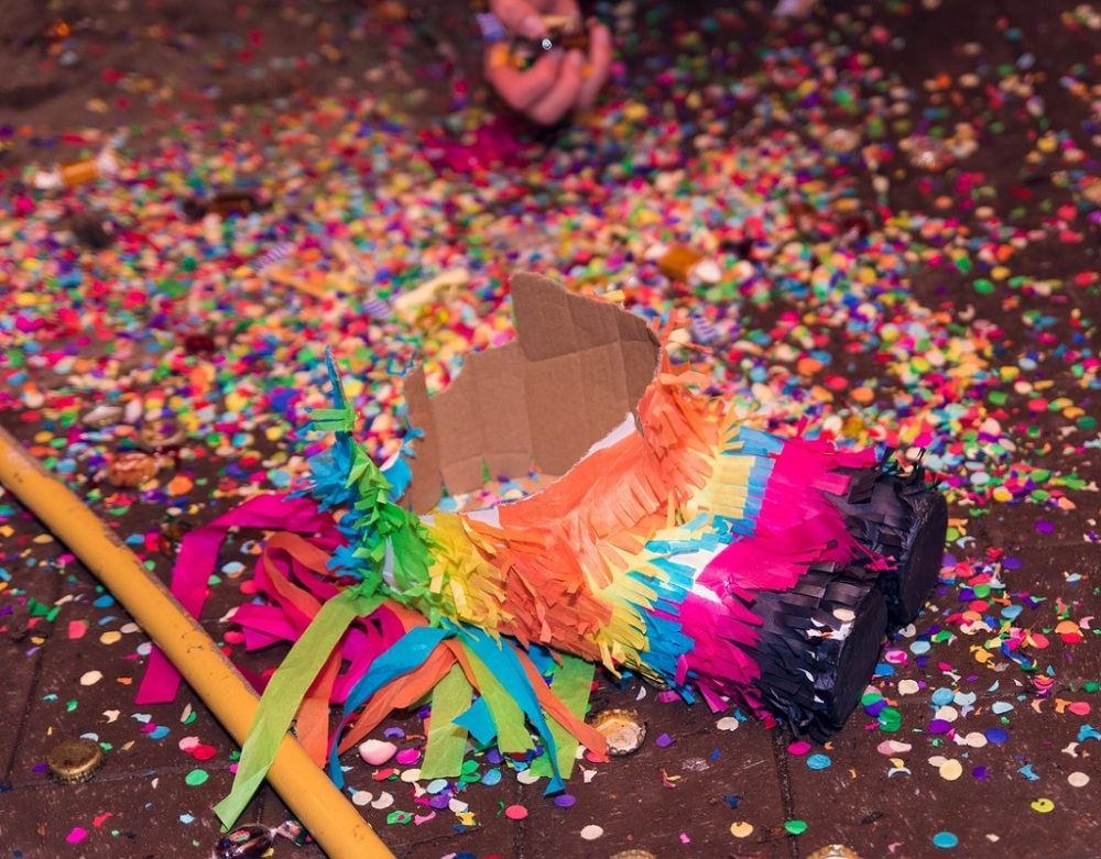 Lockdown birthday party - nay nays adventure