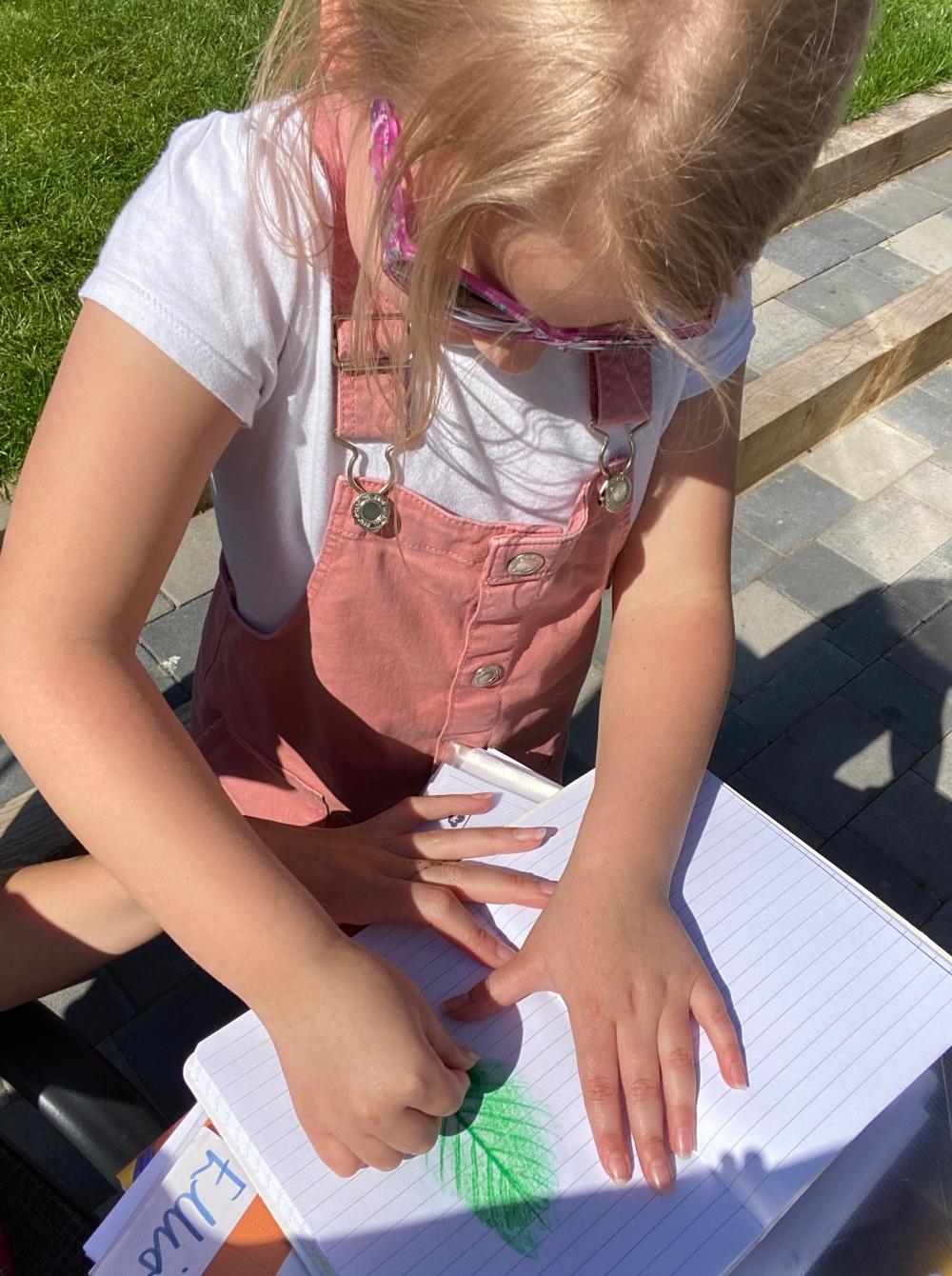 nay nays adventure - homeschooling week three