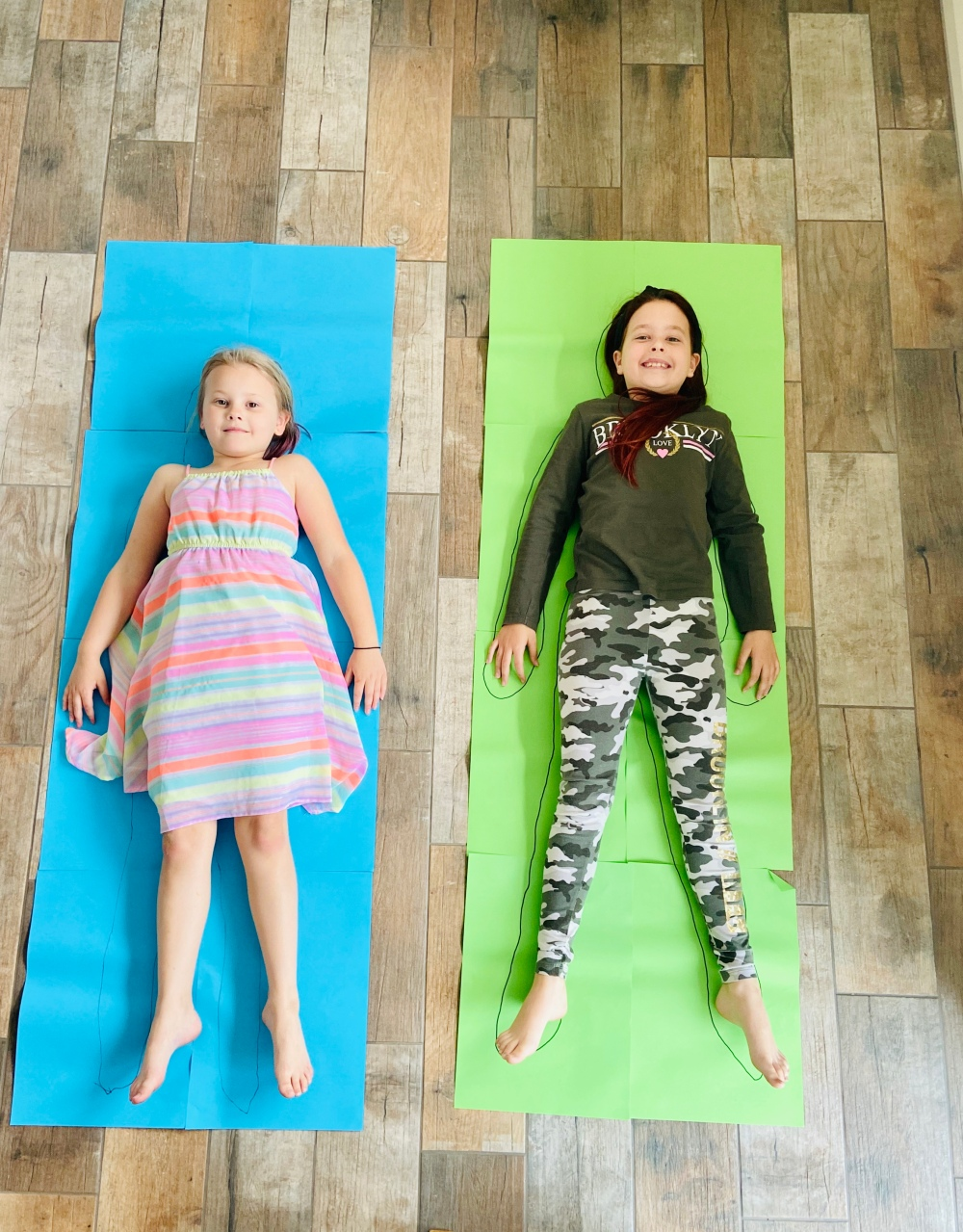 Homeschooling week four - nay nays adventure
