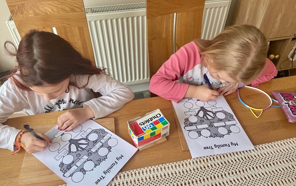 Homeschool week six -nay nays adventure