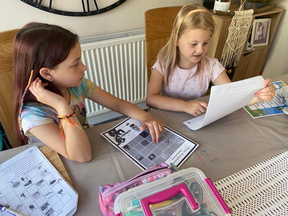 Homeschooling week nine - nay nays adventure